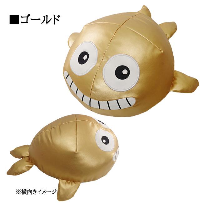 海物語 クジラッキー ぬいぐるみ メタリックVer.