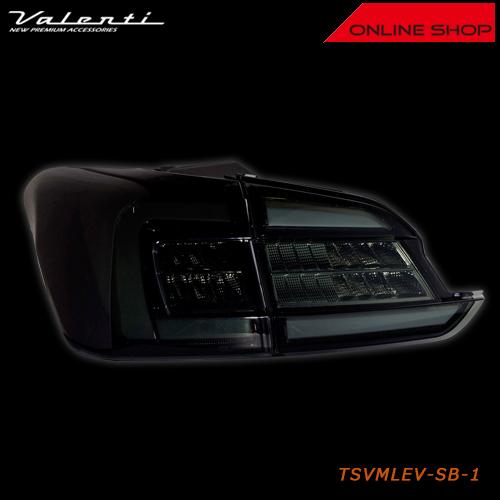 ヴァレンティ ジュエルLEDテールランプ Revo スバル レヴォーグ(VM系)【VALENTI JEWEL LED TAIL LAMP Revo】[TSVMLEV]