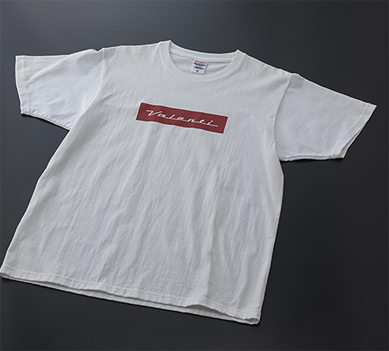 Valenti ヴァレンティ オンラインショップ限定 オリジナル半袖Tシャツ デザイン1 ストリートファッション [ATS-TS1]