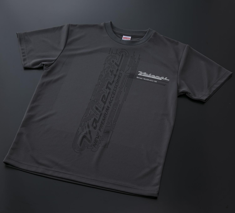 Valenti ヴァレンティ オンラインショップ限定 オリジナル半袖ドライTシャツ プリント基板デザイン ストリートファッション [ATS-TSKSK]