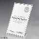 アクリルカード立 縦・横兼用型 ハガキ判(A6)