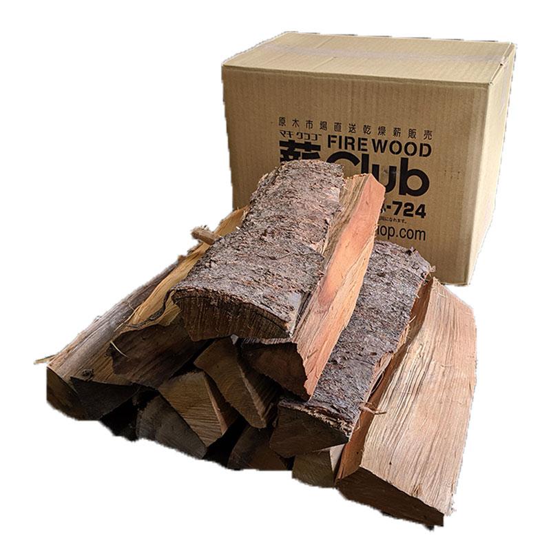 サクラ乾燥薪大中割 Sボックス