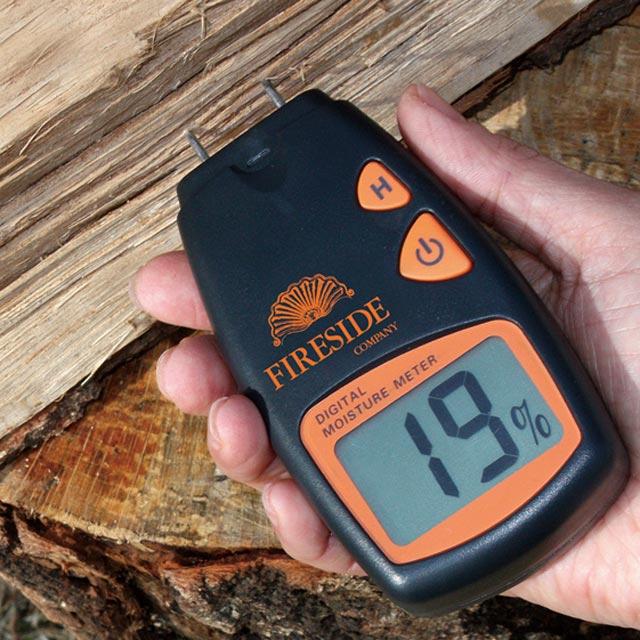 ファイヤーサイド デジタル含水率計