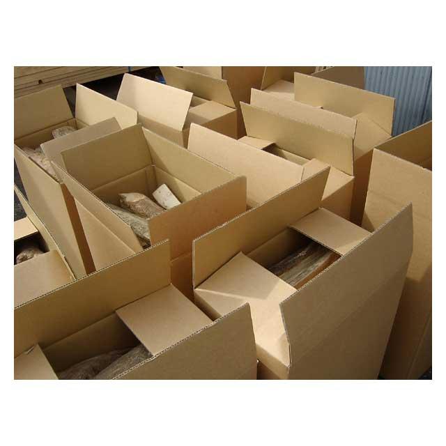 ナラ乾燥薪36cm大中割 25kg箱入(北陸A) 10箱(250kg)