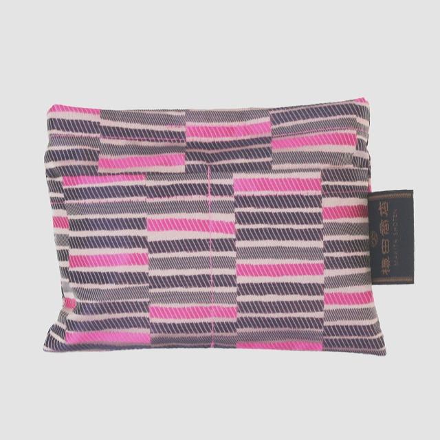 【防水・撥水エコバッグ】Umbrella cloth bag 枝 ピンク