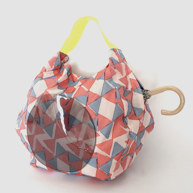 fusion tote bag RIBBON ピンク