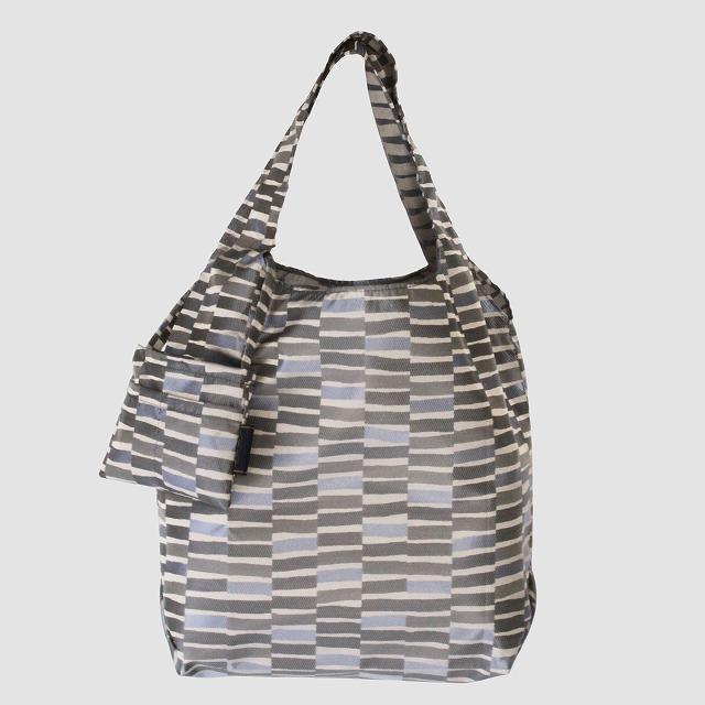 【防水・撥水エコバッグ】Umbrella cloth bag 大枝 グレー