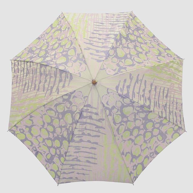 *NEW*【晴雨兼用 折りたたみ傘】Aneqdot×槇田商店 ローズ:ラベンダー