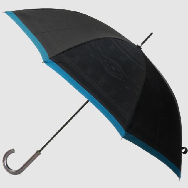 【紳士晴雨兼用】ネイティブほぐし 太陽:ブラック