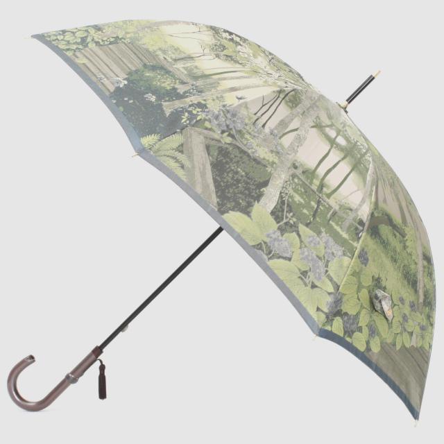 【晴雨兼用】八ヶ岳の森 - 朝靄 -