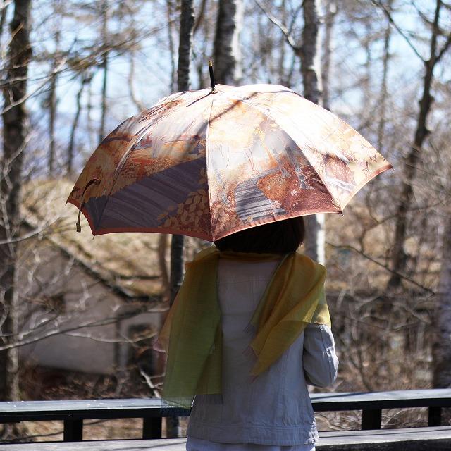 【晴雨兼用】八ヶ岳の森 - 夕暮れ -