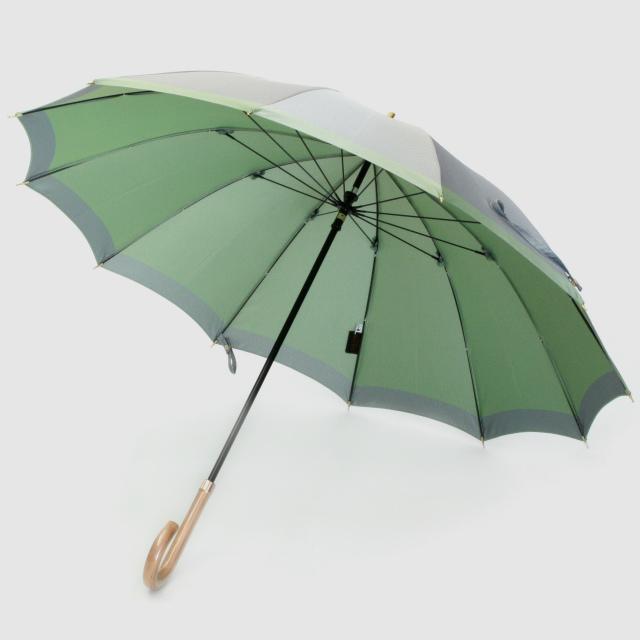 【晴雨兼用】SCENE  ブルー×グリーン