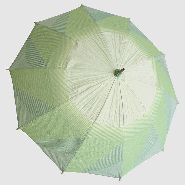【日傘】 菜-sai- はくさい ※雨天使用不可