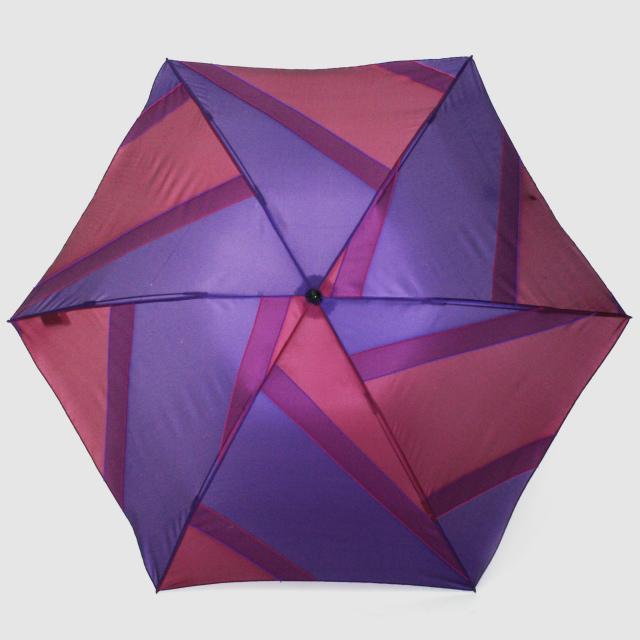 【晴雨兼用軽量】repel. Portable umbrella -Purple Pink-