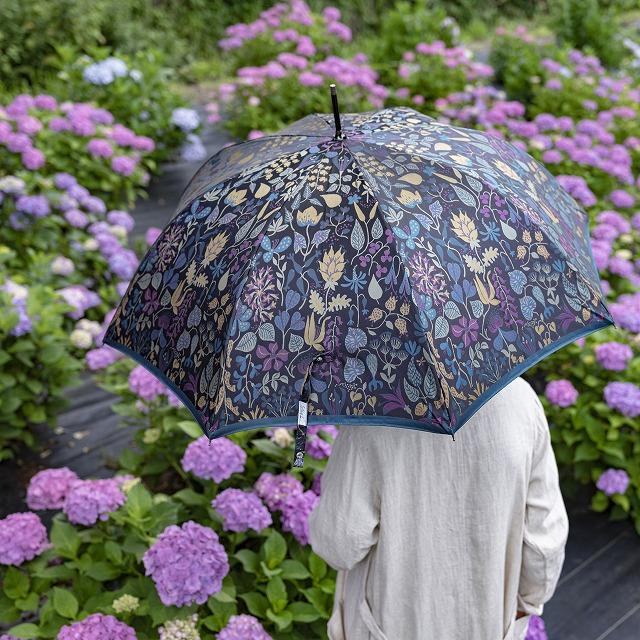 【晴雨兼用】 Stig L 【HERBARIUM】(ハーバリウム) グリーン