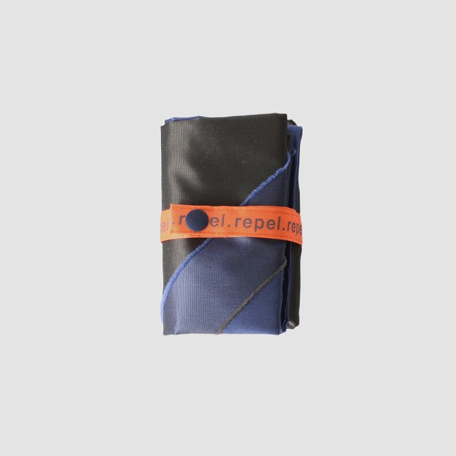 【防水・撥水カバーバッグ】repel. Cover bag -Blue Charcoal-