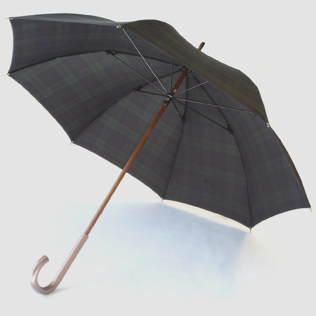【男女兼用 雨傘】Makita Trad (Black Watch)