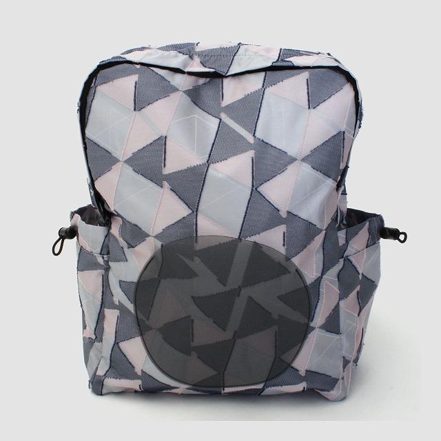 fusion back pack RIBBON グレー