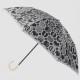 【晴雨兼用 折りたたみ傘】 Stig L 【FRUKTLADA】(フルーツバスケット) 黒×白