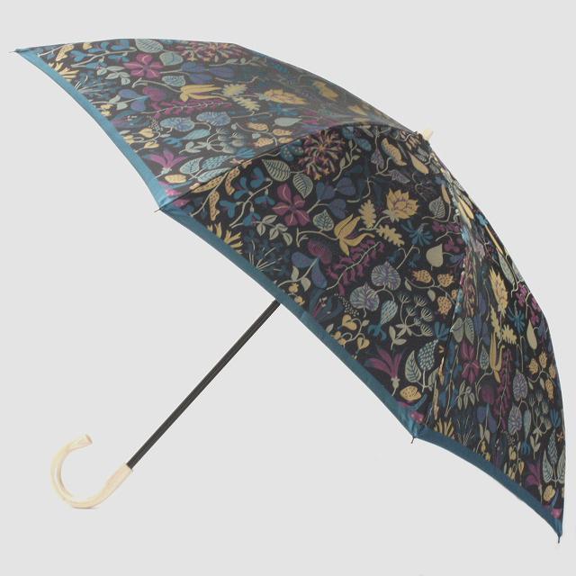 【晴雨兼用 折りたたみ傘】 Stig L  【HERBARIUM】(ハーバリウム) グリーン