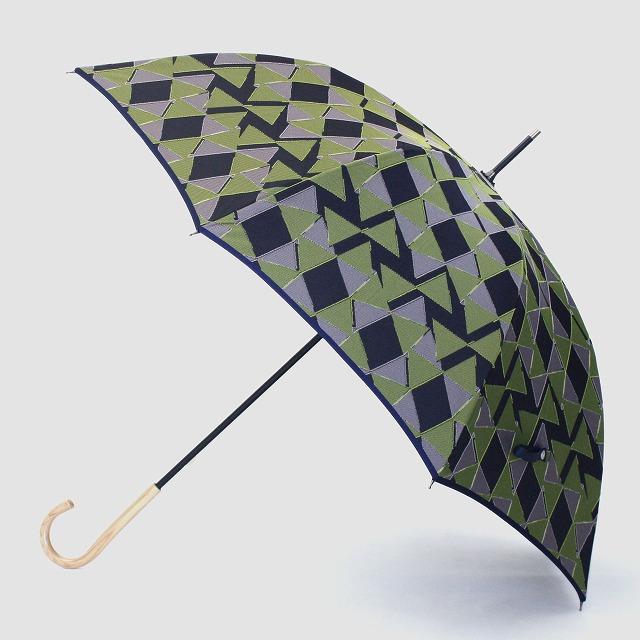 【雨傘】fusion RIBBON ネイビー