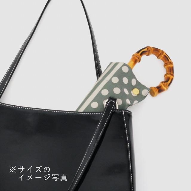 【晴雨兼用 折りたたみ傘】kirie  蝶々(ハニーマスタード)