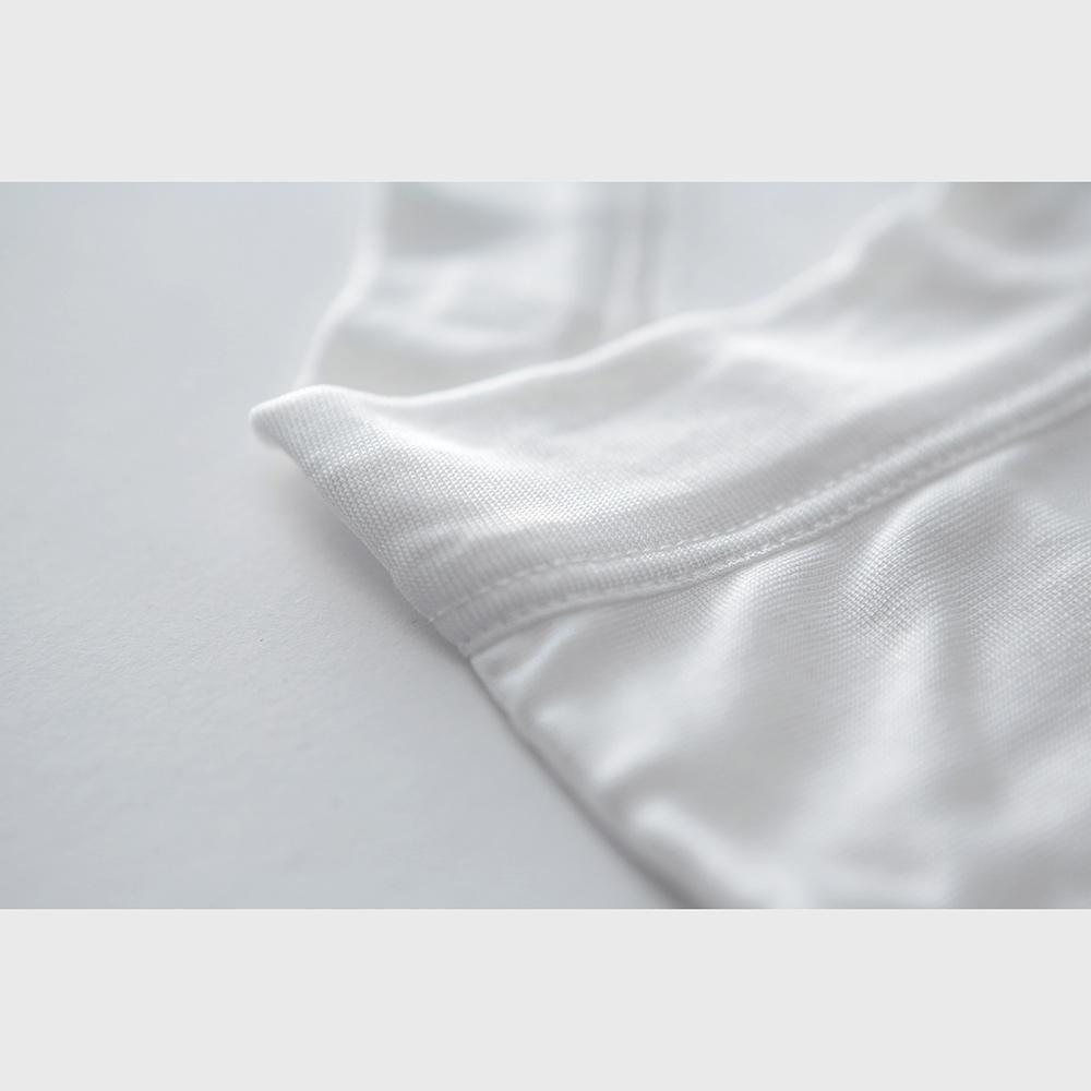 正絹シルク100% ボクサーショーツ(天竺編み)[メール便可]