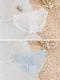 【ネコポス送料220円】リボン柄レースアップショーツ4カラー《かわいいコスプレランジェリー》【SEVENTY-THREE】【2819】