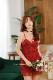 フラワー刺繍ベビードール《セクシーランジェリー》【Malymoon/マリームーン】【751-3】