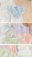 【ネコポス送料220円】コットンレースアップショーツ5カラー《かわいいコスプレランジェリー》【SEVENTY-THREE】【2821】