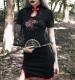 私服系チャイナドレス《かわいいコスプレ1点セット》【Malymoon/マリームーン】【9350】
