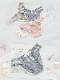 【ネコポス送料220円】リボンレースショーツ3カラー《かわいいコスプレランジェリー》【SEVENTY-THREE】【2639】