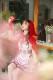 【即日発送】赤ずきんコスチューム《ハロウィンコスプレ5点セット》【Malymoon/マリームーン】【7900】