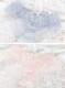 【ネコポス送料220円】ガーリーショーツ4カラー《かわいいコスプレランジェリー》【SEVENTY-THREE】【2824】