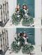 【即日発送】洋館メイドコスチューム《ハロウィンコスプレ4点セット》【Malymoon/マリームーン】【7897】