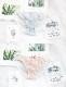 【ネコポス送料220円】星柄ショーツ4カラー《かわいいコスプレランジェリー》【SEVENTY-THREE】【2644】