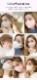 【ネコポス送料無料】【即日発送】オリジナルマスク/猫フェイス&ラインストーン3個入り【Malymoon/マリームーン】【mask-catface】
