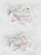 【ネコポス送料220円】フェミニンシースルーショーツ2カラー《かわいいコスプレランジェリー》【SEVENTY-THREE】【2646】