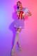 ダンス衣装 セクシー ダンス 衣装 ダンスウェア ダンスウエア 舞台衣装【dance-1619】