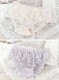 【ネコポス送料220円】フリルレースショーツ3カラー《かわいいコスプレランジェリー》【SEVENTY-THREE】【2829】