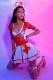 ダンス衣装 セクシー ダンス 衣装 ダンスウェア ダンスウエア 舞台衣装【dance-8387】