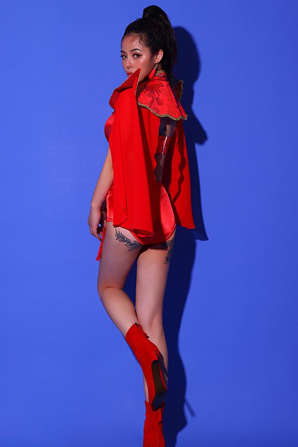 ダンス衣装 セクシー ダンス 衣装 ダンスウェア ダンスウエア 舞台衣装【dance-8391】