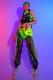 ダンス衣装 セクシー ダンス 衣装 ダンスウェア ダンスウエア 舞台衣装【dance-1841】