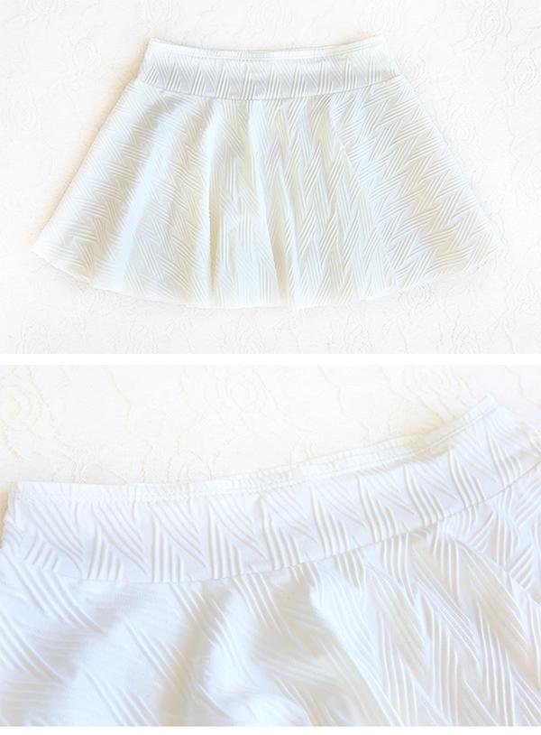 【即日発送】ワンピースモノキニ2カラー/スカートタイプ《レディース水着3点セット》【3512】