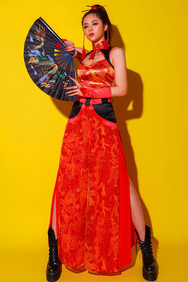 ダンス衣装 セクシー ダンス 衣装 ダンスウェア ダンスウエア 舞台衣装【dance-8393】