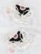 【ネコポス送料220円】レースフリルショーツ3カラー《かわいいコスプレランジェリー》【SEVENTY-THREE】【2836】