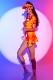 ダンス衣装 セクシー ダンス 衣装 ダンスウェア ダンスウエア 舞台衣装【dance-8134-2】