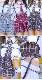 【予約-4月中旬より順次発送】オフショル女子高生/ミニスカJK《ハロウィンコスプレ8点セット》【Malymoon/マリームーン】【2724-2】