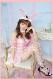 【予約-7月下旬より順次発送】ピンクバニー《ハロウィンコスプレ6点セット》【Dreamy Doll/ドリーミードール】【s5363】