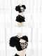 メッシュチェーンコスランジェリー《かわいいコスプレ3点セット》【SEVENTY-THREE】【k0575】